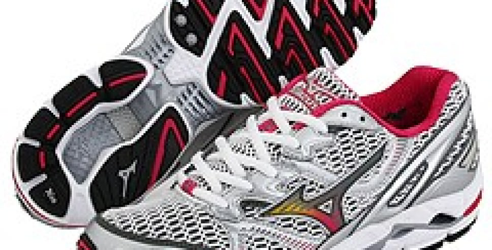 Mizuno Wave Rider 12 Running Shoes Review