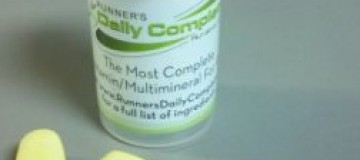 Runner's Daily Complete Vitamin – Runners' Specific Multi Vitamins