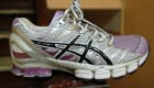 Asics Gel Kinsei 4 Running Shoes Review