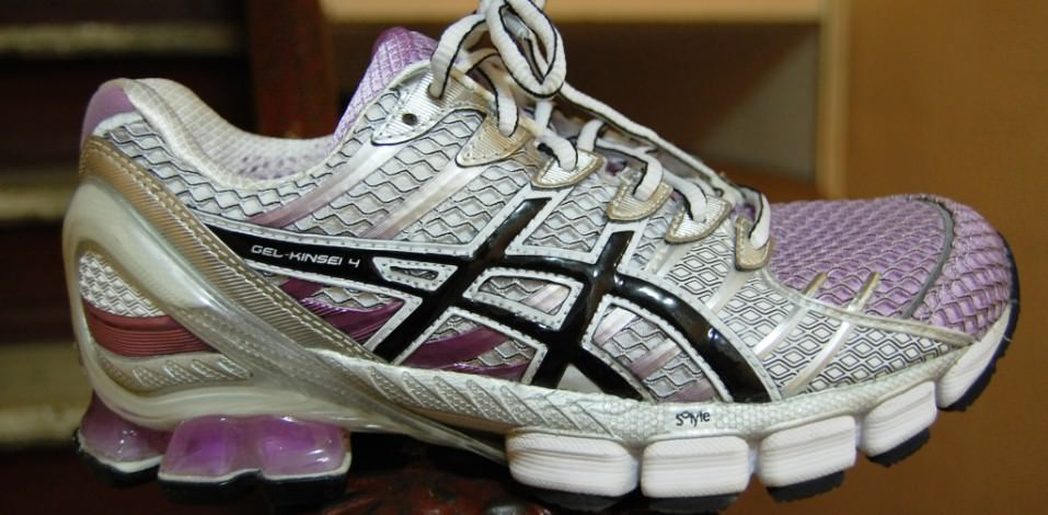 Asics Gel Kinsei 4 Lateral Side View