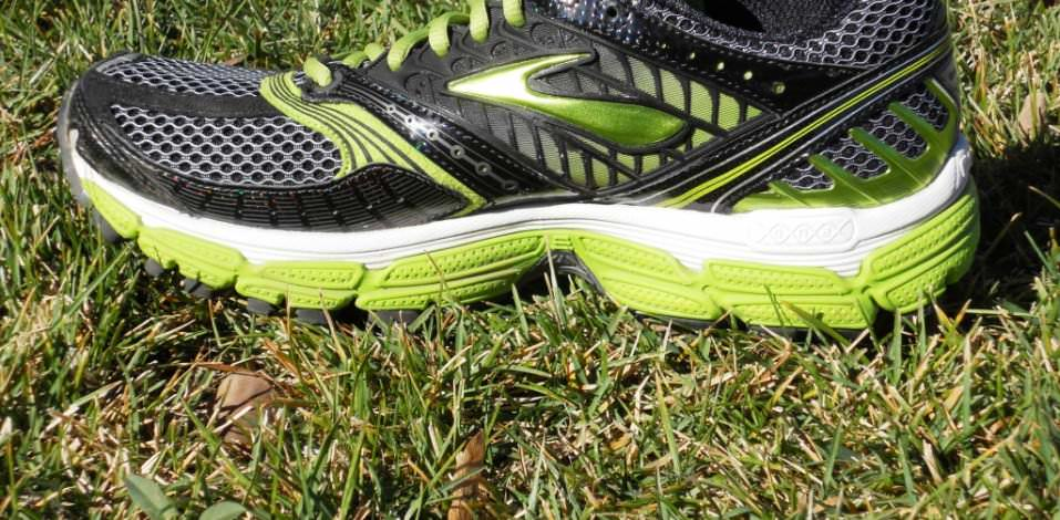 Brooks Glycerin 9 Medial View