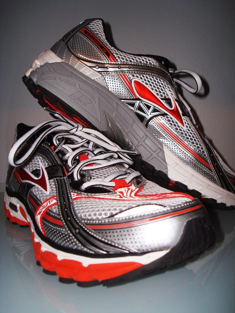 Brooks Trance 10 Running Shoes Review