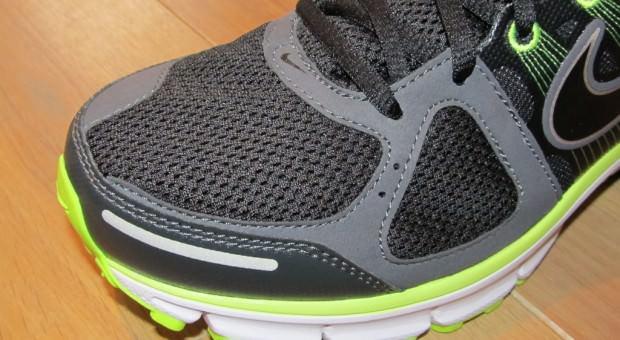 Nike Pegasus 28 Toebox