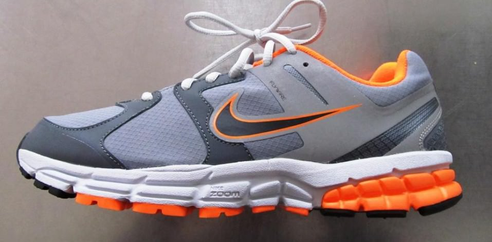 Nike Zoom Structure Triax 15 - Lateral View