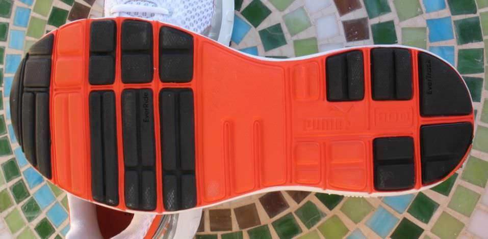 Puma Faas 800 - Outsole