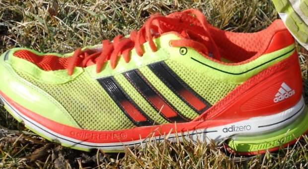 Adidas Adizero Boston 3 Running Shoes Review