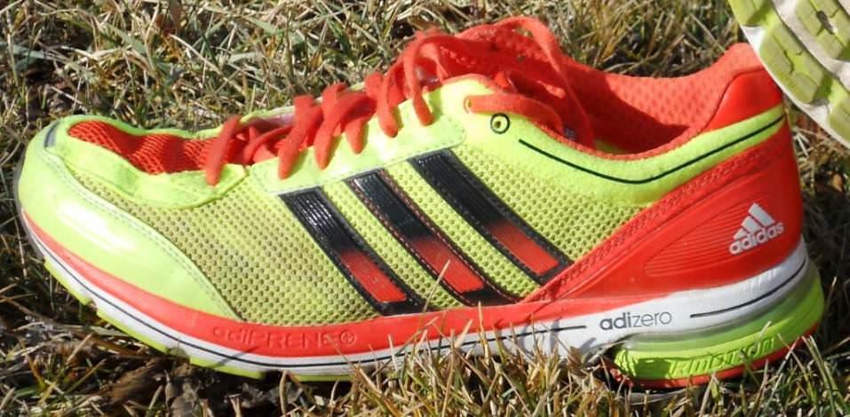 Adidas Adizero Boston 3 - Lateral View