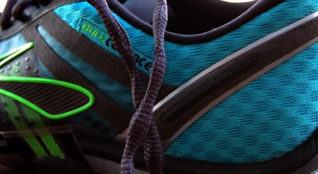 Brooks PureCadence - Mesh and Overlays Details