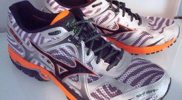 Mizuno Wave Elixir 7 - Pair View