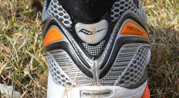 Saucony PowerGrid Triumph 9 - Heel