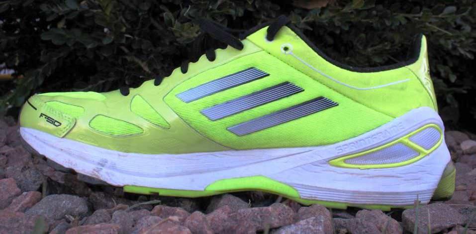 Adidas Adizero F50 2 - Medial View