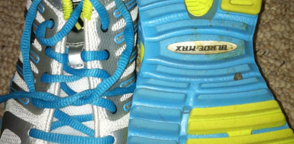 K-Swiss Blade Max Stable - Upper and Outsole