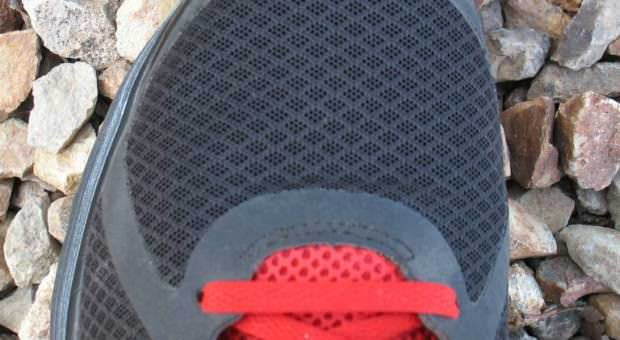 Nike LunarEclipse 2 - Toebox View