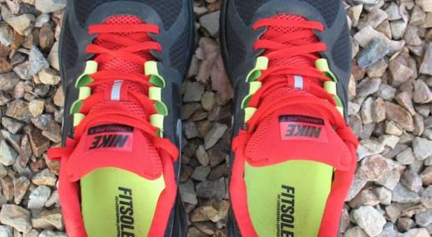 Nike LunarEclipse 2 - Upper View
