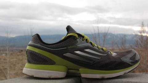 Run Faster Than Ever With adidas adiZero Rush Running Shoes