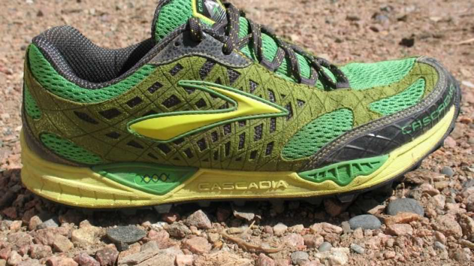 Brooks Cascadia 7 Review - Trail
