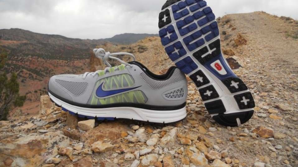 Nike Zoom Vomero 7 - Lateral and Outsole