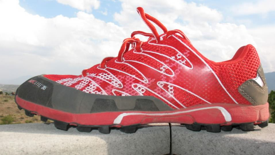 Inov-8 Roclite 285 - Lateral Side