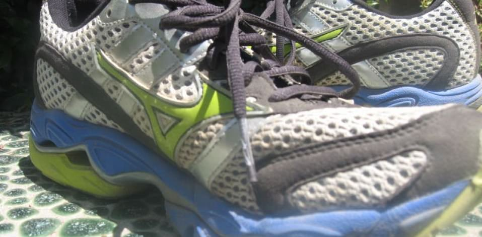 Mizuno Wave Enigma 2 - Medial Side