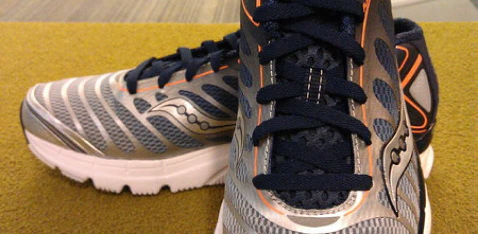 Saucony Kinvara 3 - Pair from the Front