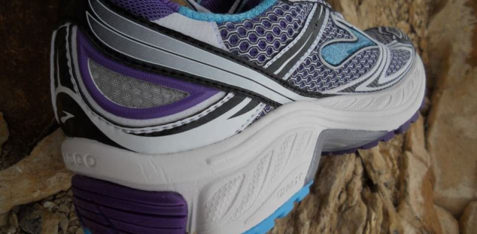 brooks ghost medial