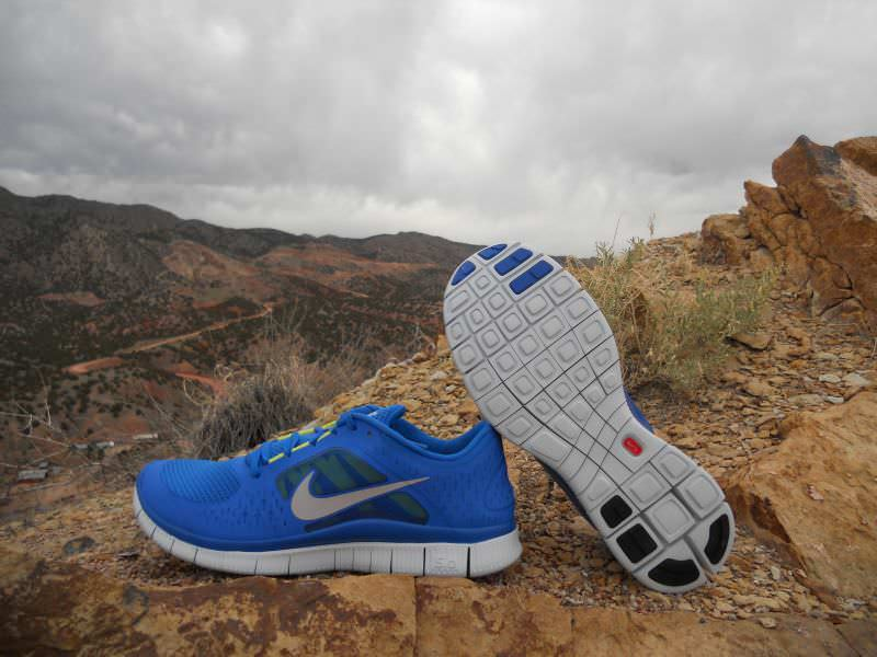 Nike Free Run 3 Shield