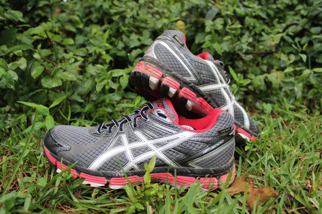 Preview: Asics GT-2000