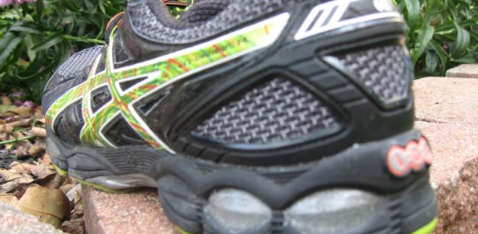 Asics Gel Nimbus 14 - Heel