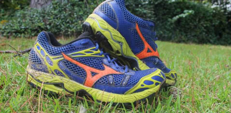 Mizuno Wave Ascend 7 - Lateral Side