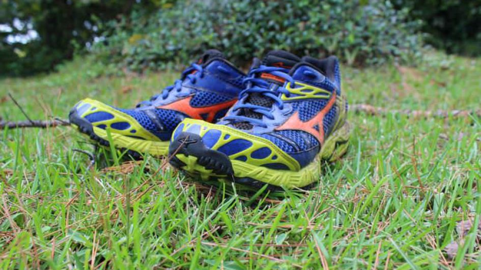 Mizuno Wave Ascend 7 - Toe
