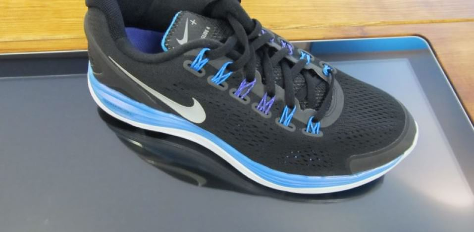 Nike LunarGlide 4- Lateral View