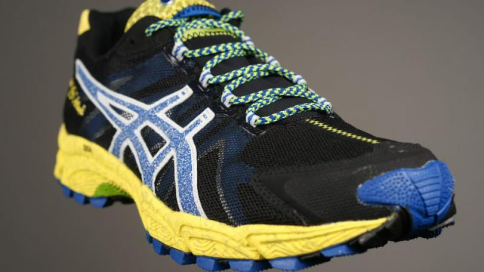 Asics Gel Fuji Attack - Toe