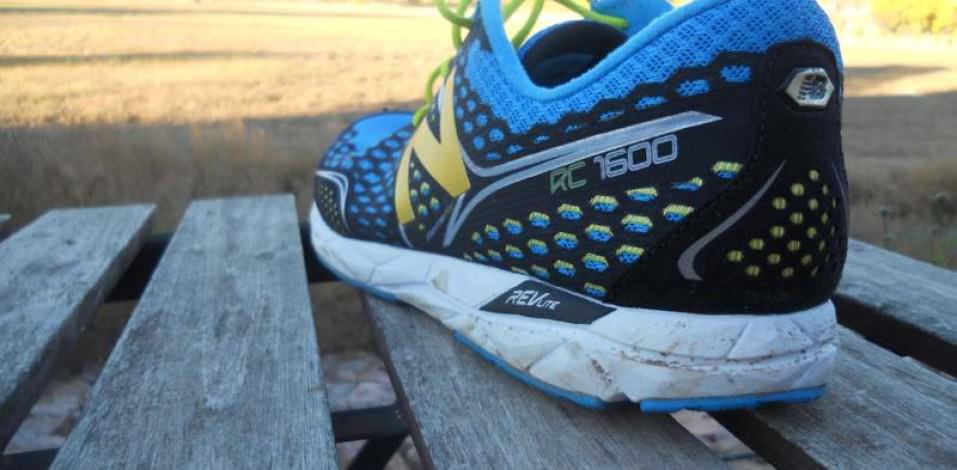 New Balance MRC1600 - Heel
