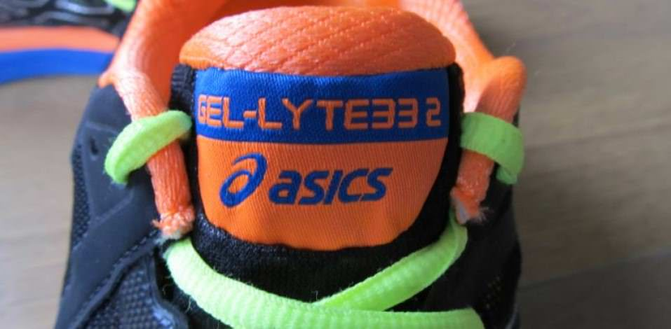 Asics Gel-Lyte 33 2 - Tongue Detail