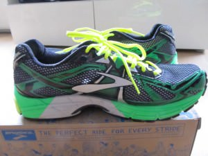 Brooks Ravenna 4 - Medial View