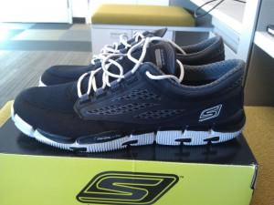 Skechers GObionic - Medial Side
