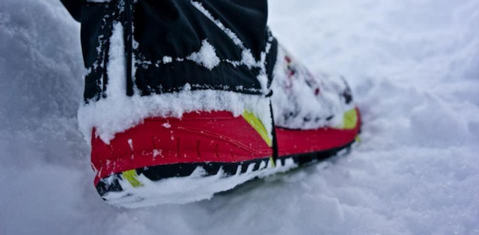 Brooks Cascadia 8 - Heel