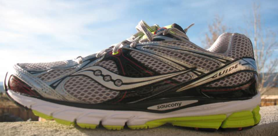 Saucony Guide 6 - Medial Side
