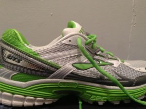 Brooks Adrenaline GTS 13 - Medial Side