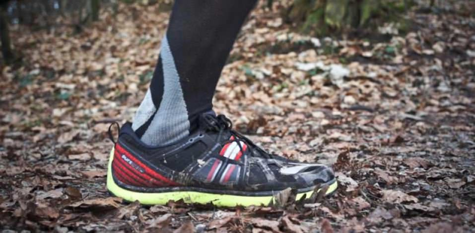 Brooks Pure Grit 2 - Top