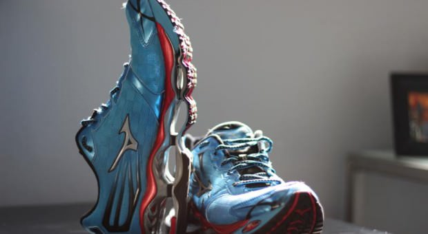 Mizuno Wave Prophecy 2 - Medial side
