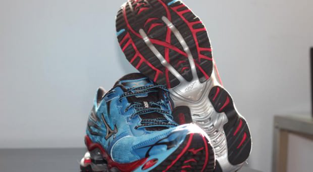 Mizuno Wave Prophecy 2 - Sole