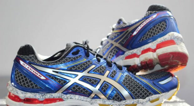 Asics Gel Kayano 19 - Medial Side