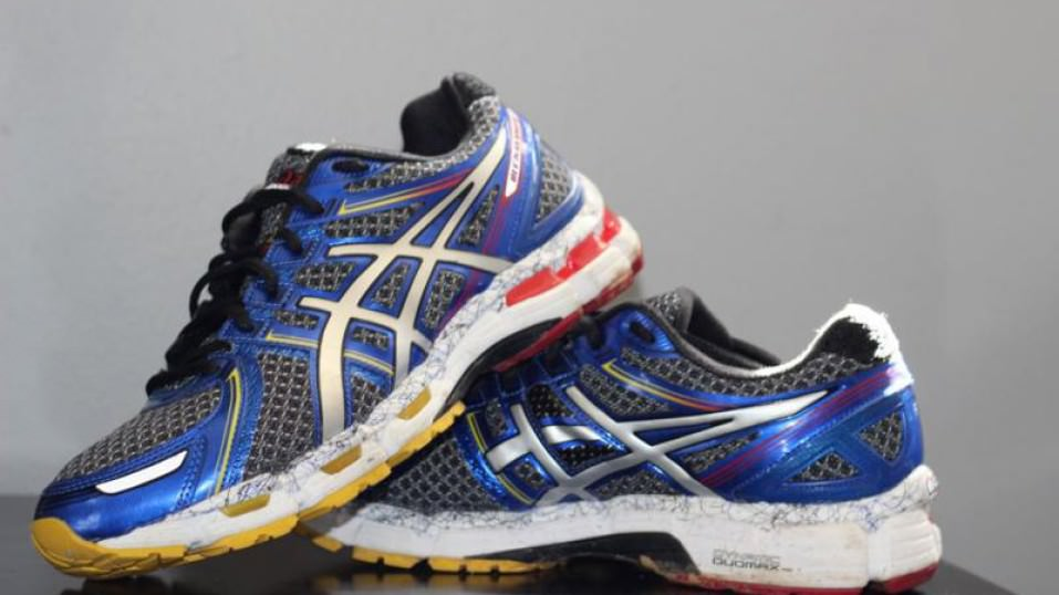 Asics Gel Kayano 19 - Pair
