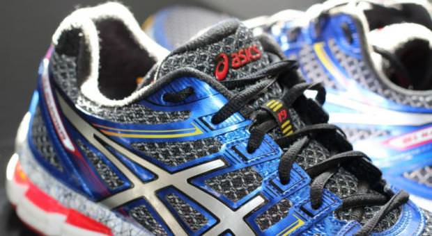 Asics Gel Kayano 19 - Top