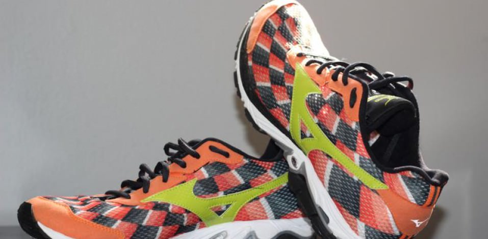 Mizuno Wave Elixir 8 - Medial Side