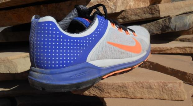 Nike Zoom Elite 6 - Heel
