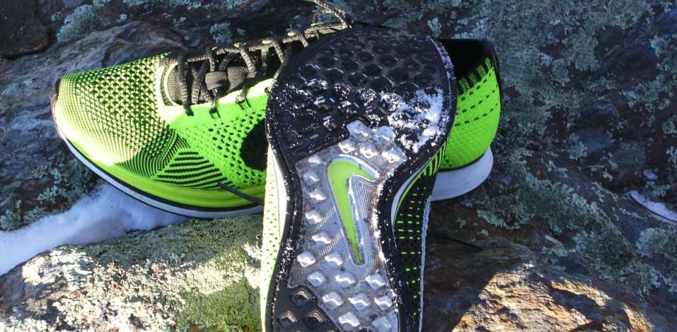 Nike Flyknit Racer - Outsole