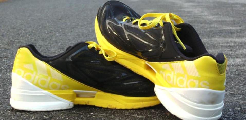 Adidas Crazy-Fast Trainer - Pair