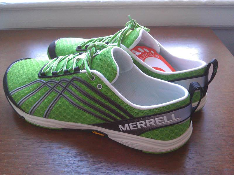 Tarjeta postal Delincuente carrete  Merrell Barefoot Run Road Glove 2 Review   Running Shoes Guru
